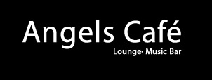 Angels Cafe logo Prague
