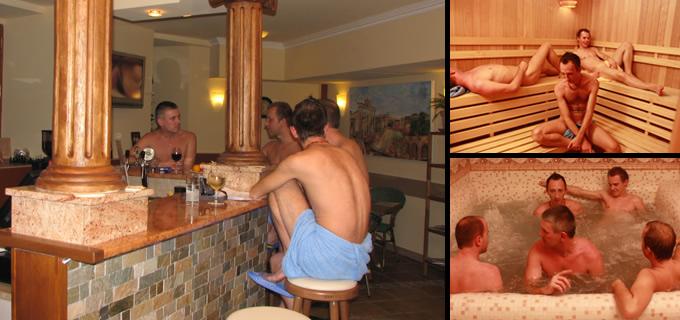 гей в бане онлайн бесплатно