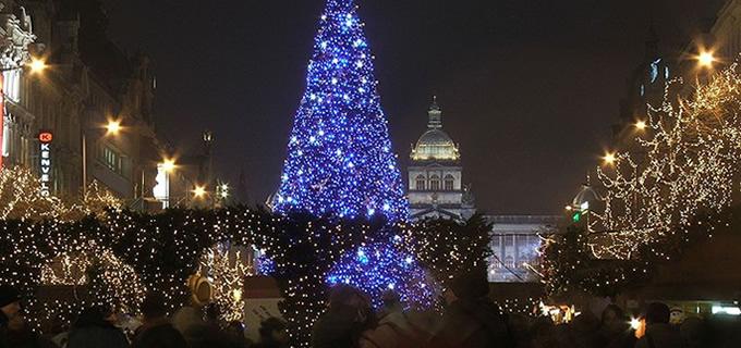 Prague Christmas market 1