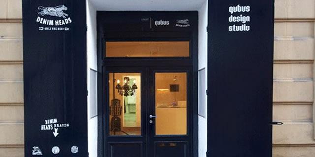 Denim Heads Store Prague
