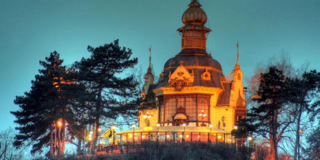 Park Letna Prague